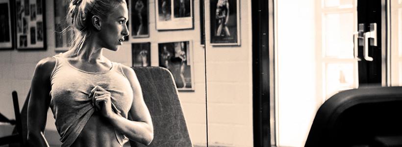Fitness-Model & Kraftsport-Athletin Cornelia Ritzke im Gespräch mit AesirSports.de