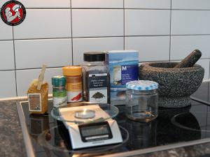 Gewürzmischung für Fleisch, Fisch, Geflügel und Co.