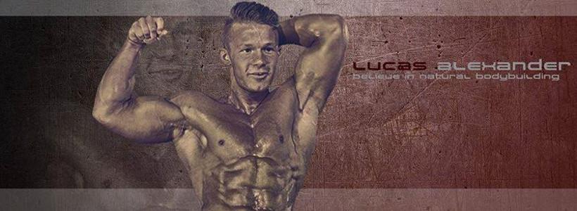 Bodybuilding-Athlet & Newcomer Lucas Alexander im Gespräch mit AesirSports.de