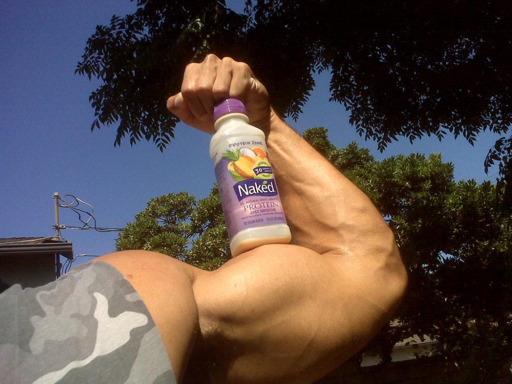 (Die optimale Proteinzufuhr: Eiweiß liefert nicht nur Bausteine für die Muskulatur