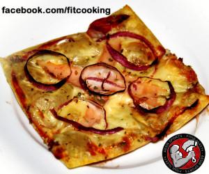Rezept: Low Carb Mini-Pizza-Snack