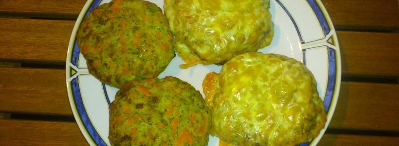 Brokkoli-Burger
