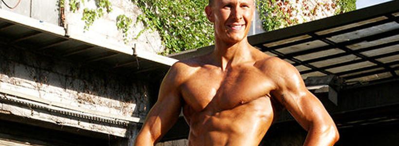 Wettkampf-Athlet & Fitness-Model Fabian Mertens im Gespräch mit AesirSports.de