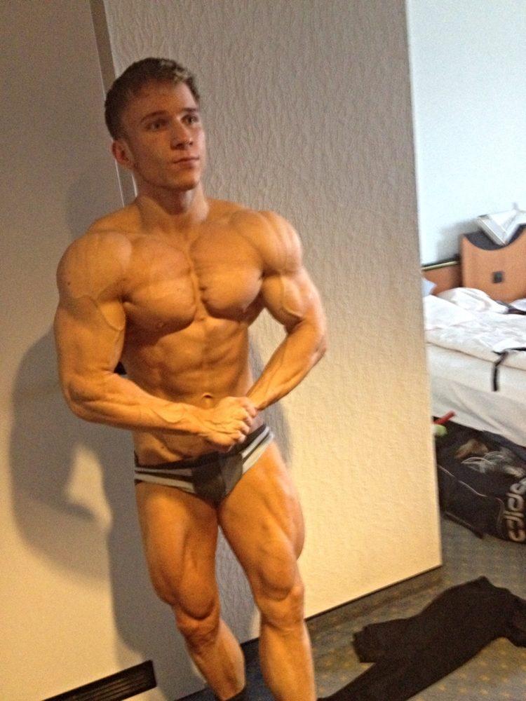 Max Kandel IFBB Junior