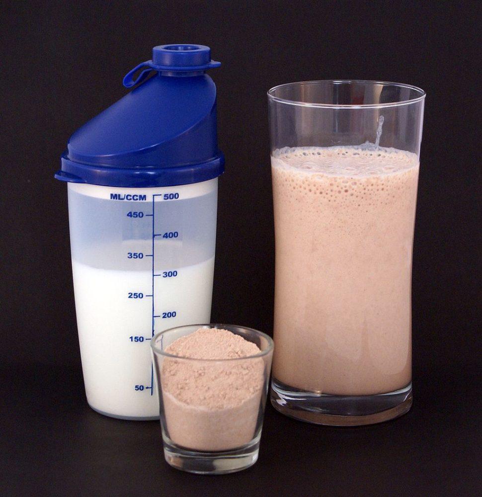 Die Bodybuildingernährung: Ohne Shakes geht es oftmals nicht, doch