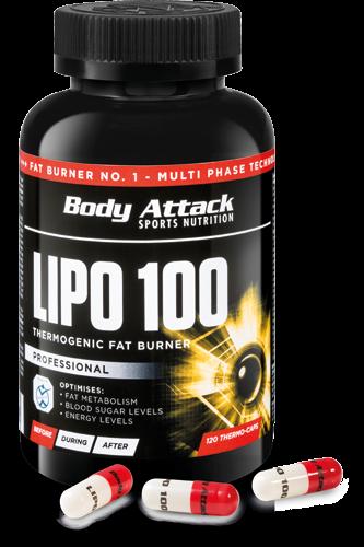 Lipo100 von Body Attack