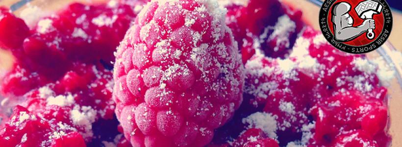 Chia Samen-Eis-Pudding