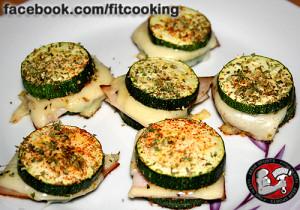 Zucchini-Häppchen