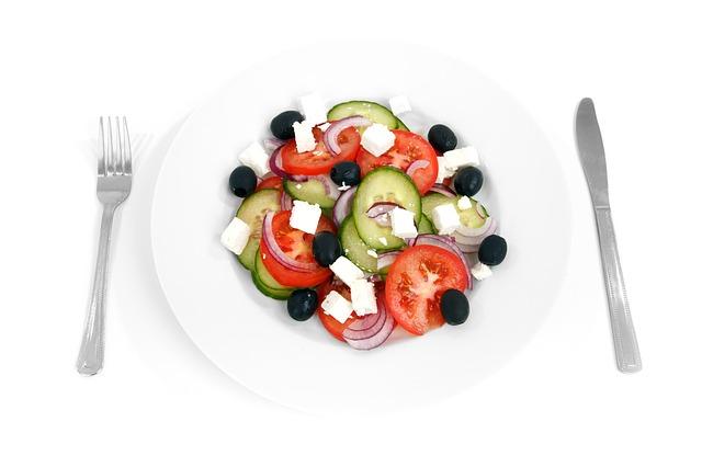 Gemüse schön und gut, aber bei einer Diät kann man nicht hoffen, die Testosteronproduktion zu maximieren. (Bildquelle: Pixaby / PublicDomain Pictures ; Public Domain Lizenz)