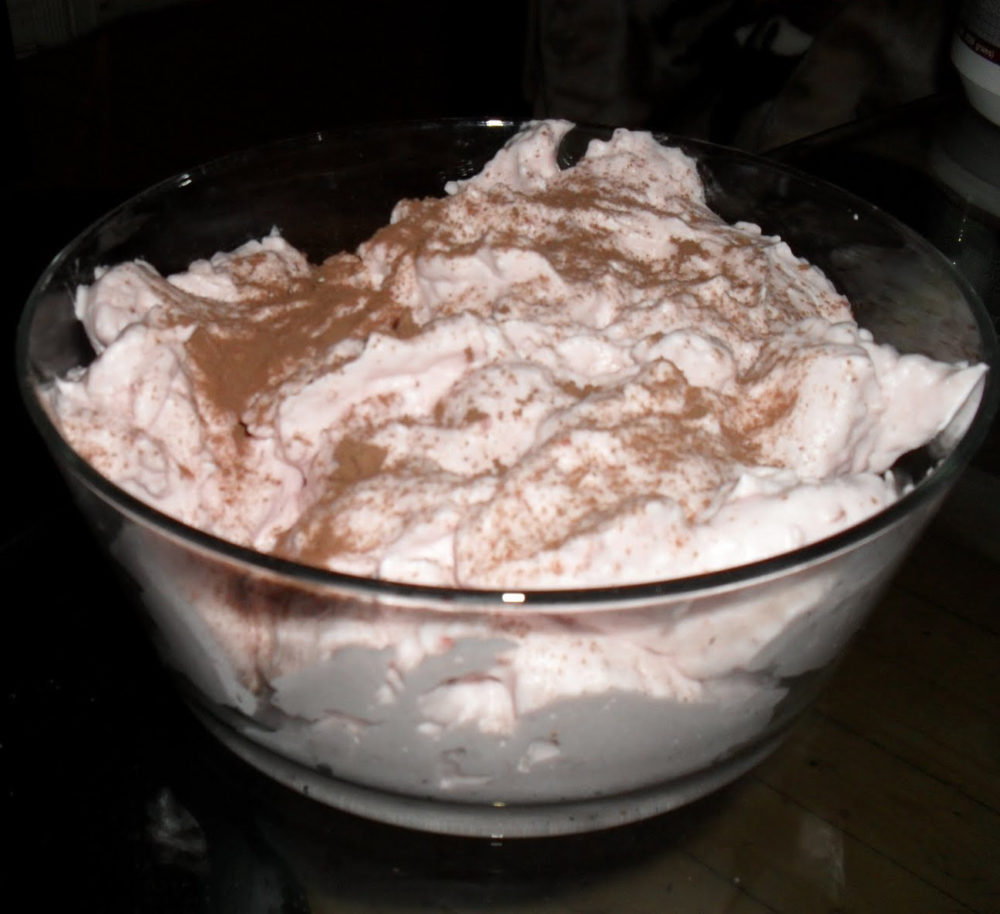 Protein Fluff (Low Carb) | Sattmacher in der Diät