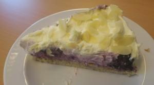 Ricotta-Beeren-Torte