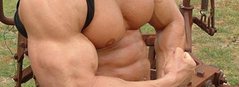 Übernatürlich viel Muskelmasse bei niedrigem Körperfettanteil aufbauen