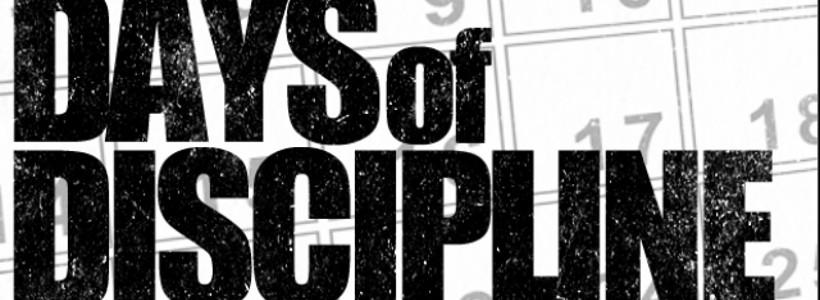 Buchempfehlung: 30 Days of Discipline von Victor Pride