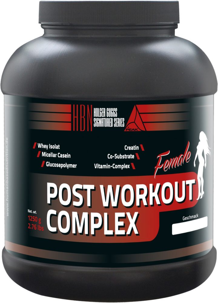 HBN Post-Workout-Complex Female