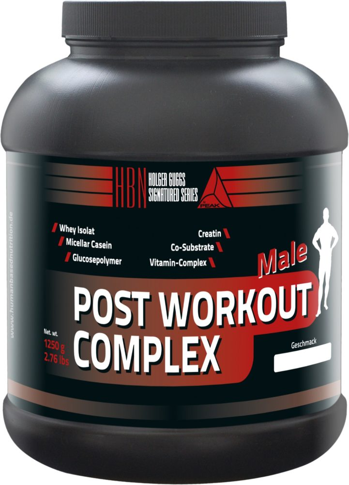 HBN Post-Workout-Complex Male
