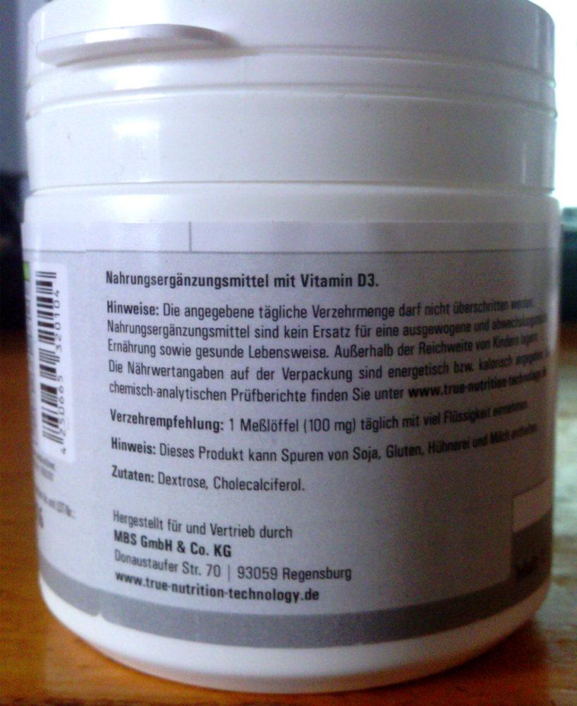 TNT-VitaminD3
