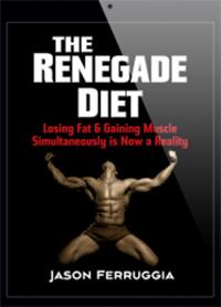 Buchempfehlung: The Renegade Diet von Jason Ferruggia