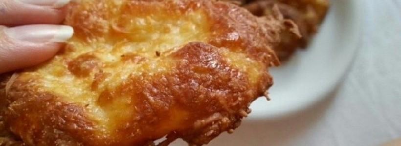 Käsechips | Snack Rezept