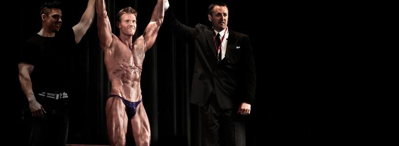 Der Wille zur Kraft Meets Natural-Bodybuilding Berend Breitenstein & Christian Zippel
