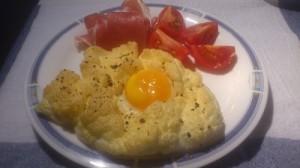 Puffy Eggs