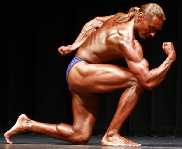 Interview: Der Wille zur Kraft meets Natural-Bodybuilding
