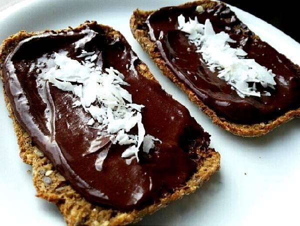 Rezept: Low Carb Schokocreme | Kalorienarmer Aufstrich