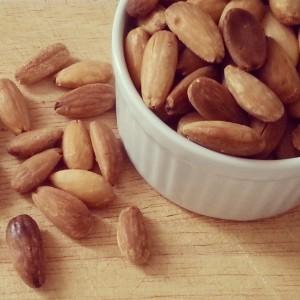 Gebackene Mandeln | Kinderleichtes Rezept