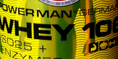 """Review: Whey 106 ISO25 + ENZYMES """"Chocolate"""" von Powerman im Test"""