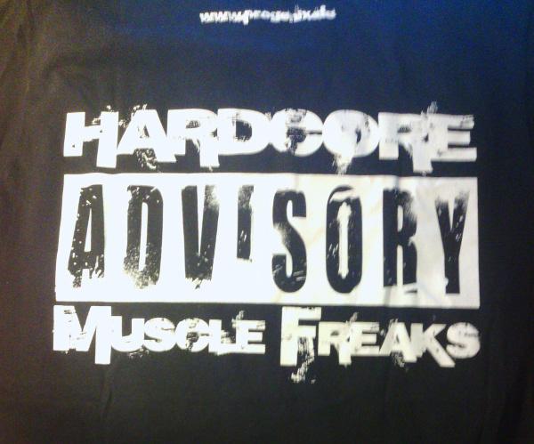 Progenix T-Shirt Rückseite