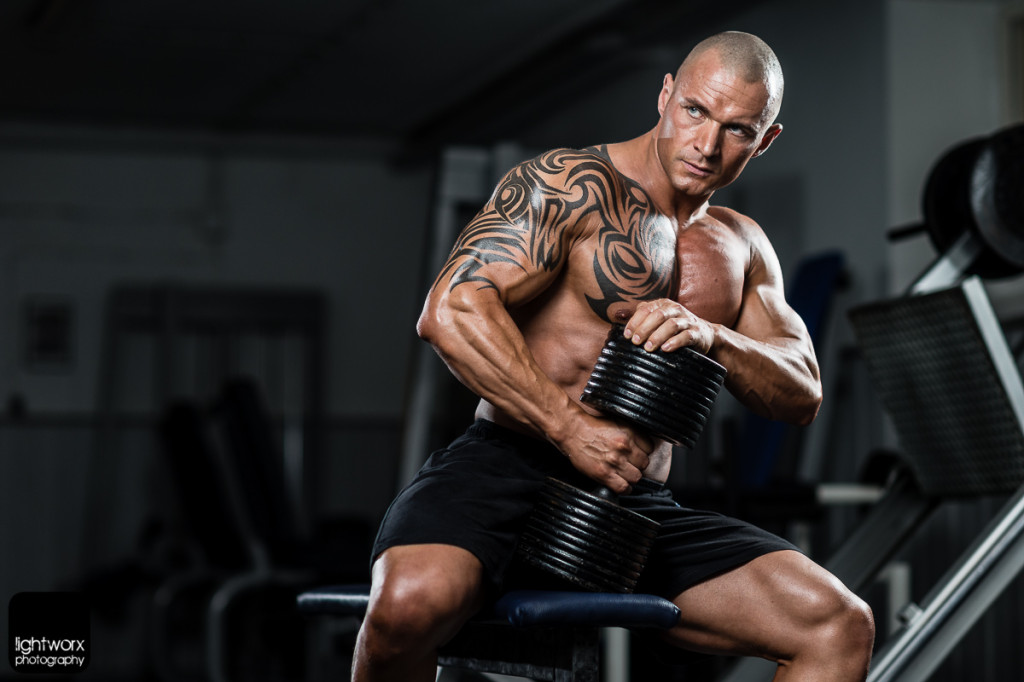 Fitness-Coach, Autor & Bodybuilder Holger Gugg im Interview