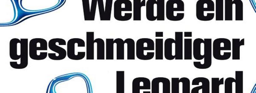 Buchrezension: Werde ein geschmeidiger Leobard