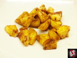 Apfelstrudel Quark-Creme mit Apfelmark und Zimt_2 © tacosfitnessblog