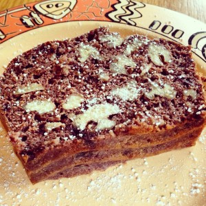 Schoko-Walnuss-Kokos Kuchen