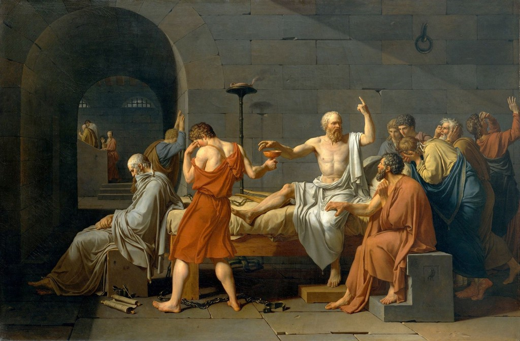 (Bildquelle: Metmuseum.org / Jacques-Louis David ;