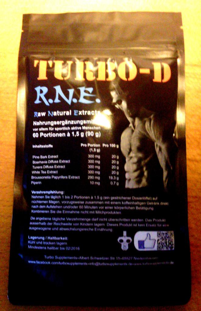 Gewinne einen Turbo-D's R.N.E.