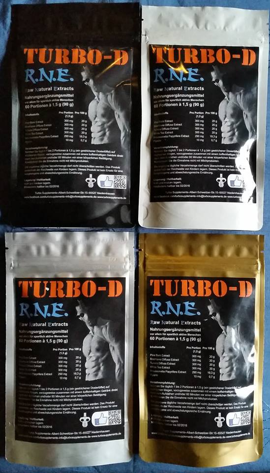 Review: Raw Natural Extracts – R.N.E. von Turbo-D im Test