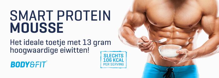 Produkteinführung: Protein Mousse