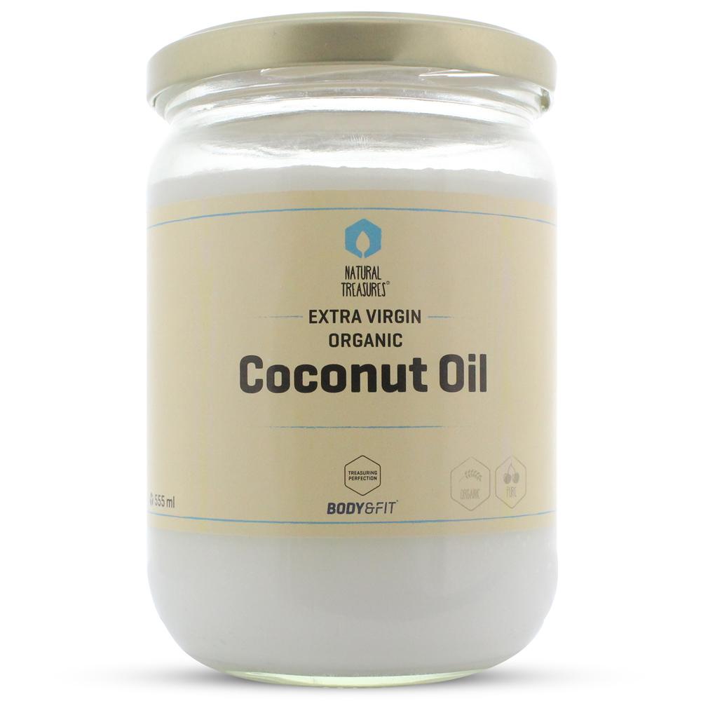 Bester Preis-Garantie: Kokosöl von Body & Fit: 550ml für sage und schreibe 5.45 €