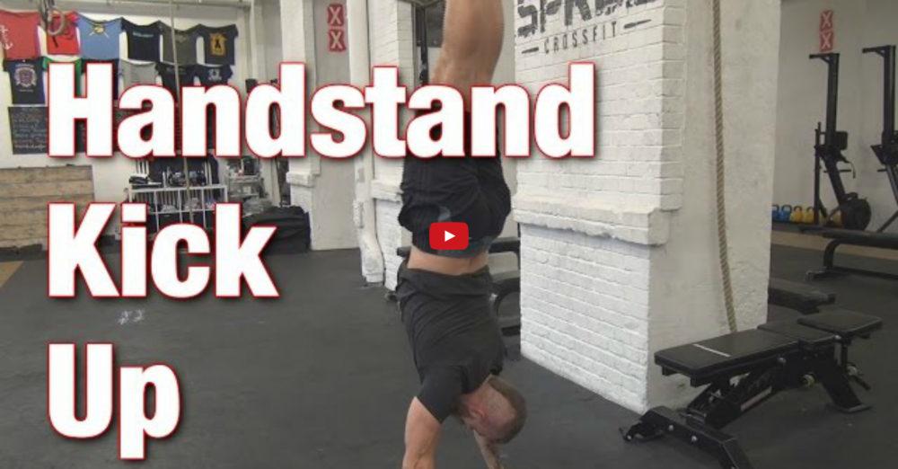 [Video] Johannes Kwella - Handstand lernen - Frei in den Handstand!