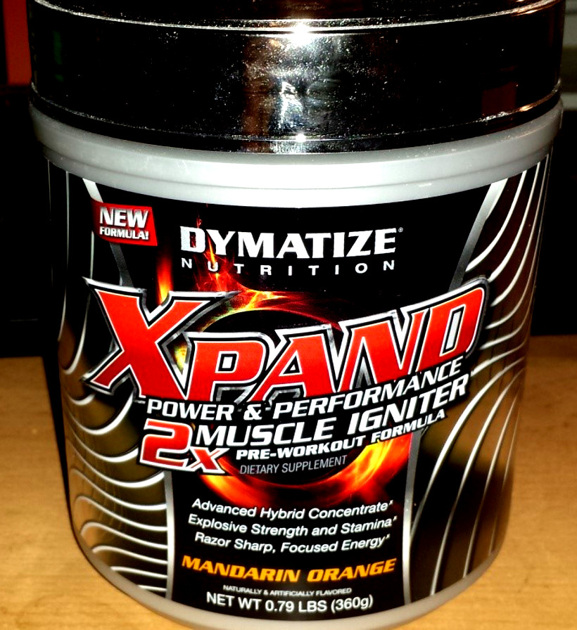 Review: XPand 2x von Dymatize Nutrition im Test