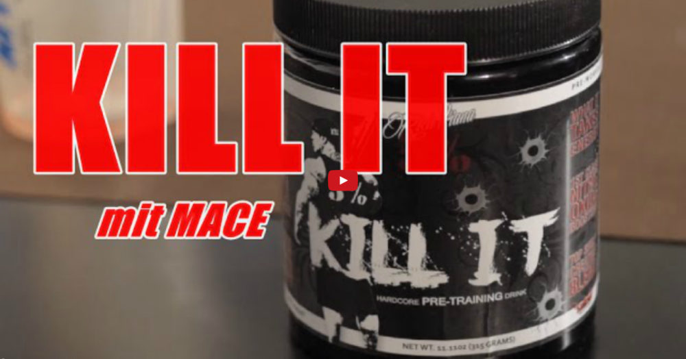 Review: KILL IT (Rich Piana Booster)