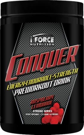 Pre-Workout-Booster: CONQUER von iForce Nutrtion - jetzt nur für 14, 90 € statt 39,90 €! (nur für kurze Zeit!)
