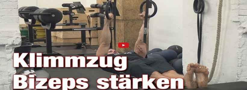 [Video] Johannes Kwella - Klimmzüge: Bizeps stärken (Pull-Up Series #5)