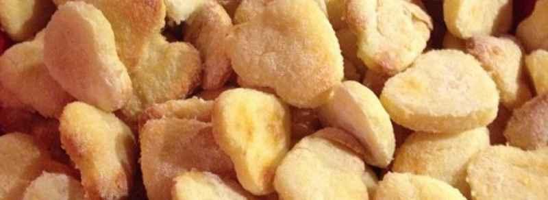 Protein Plätzchen