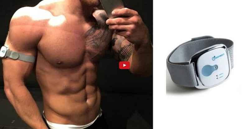 [Video] Schmale Schulter Fitness - BodyMedia Fit Link aka KalorienKaddy (Alle Infos)