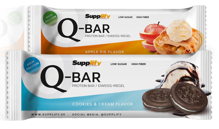 15 % Rabatt auf die neuen Q-Bars (Quest Bar Alternative) sowie Protein Chips von Supplify. Code: SNACK15 (Gültig bis ???)