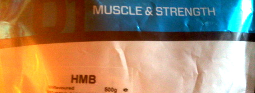 "Review: HMB (Beta-Hydroxy Beta-Methylbutyrat) ""neutral"" von Myprotein"