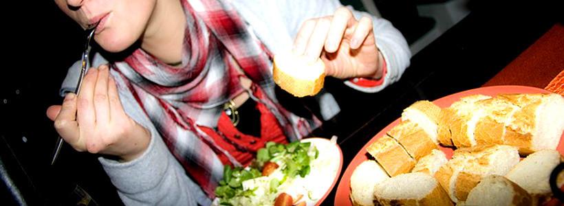 3 Mahlzeiten besser für die Appetitkontrolle als 6 Mahlzeiten
