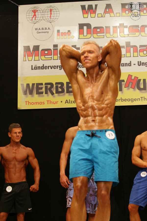 Bodybuilder und Wettkampfathlet Bartosz Kobrzynski im Gespräch mit AesirSports.de