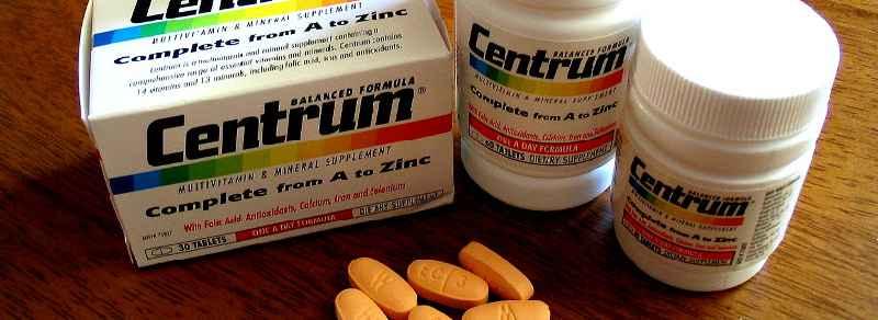 F.A.Q. #3: Sind Multivitamine und artverwandte Produkte wirklich notwendig?